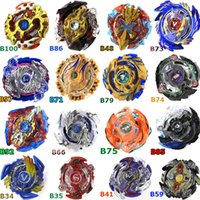 Wholesale New Beyblade Burst Toys Arena Beyblades Toupie Bayblade Metal Fusion Avec without Launcher Single God Spinning Top BeyBlade Blades Toy