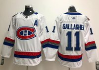 fe28cb981 2019 Brendan Gallagher NHL Hockey Jerseys PK Subban Winter Classic Custom  Authentic ice hockey jersey All Stitched Player blank baby kids us