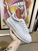 ingrosso scarpe fiore piatto bianco-Bianco Designer Shoes Flower Design Vera Pelle Scarpe di lusso Scarpe Outdoor piatto