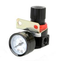 controle de pressão do compressor venda por atacado-AR2000 G1 / 4 '' válvula de regulador de alívio de pressão de compressor de ar com ajuste