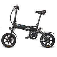 Wholesale Mini Kick Scooter Inch Fiido D1 Foldable Two Wheels Scooters KM KM H