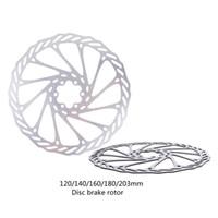Wholesale mtb bike disc rotor for sale - Group buy Bicycle disc brake rotor mm mtb road bike brake pad discos de freno mtb
