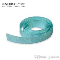 espárragos de cuerda al por mayor-Pendientes del perno prisionero del anillo pulsera FAHMI encanto original clásico Protección joyería ceremonia de la caja de la cuerda joyas de moda simple.