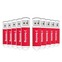Bulk 10PCS USB 2.0 Flash Drives 128MB Memory Stick High Speed Thumb Pen Drive Storage Promotion Gifts Colorful Free Shipping for Computer