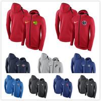 ingrosso yakupov jersey-Mens superiore con cappuccio Nero Bianco Blu Rosso Verde Maglie
