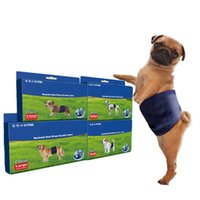 Wholesale extra large dog diapers resale online - Dog Cozy Diaper Male Durable Doggie Diapers Pants Dog Wrap Panty Pet Underwear Briefs Shorts Sanitary Physiological Pants