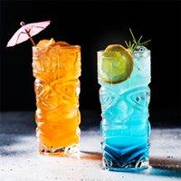 suco de frutas venda por atacado-Copos do suco da forma Drinkware, copo do leite, copos da agitação de leite, copo da fruta do partido, vidros de vinho da barra 4976