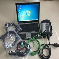 Wholesale used quality laptops online - TOP Quality mb star c4 with newest v gb SSD win7 bit laptop for D630 gb in1 full set ready to use