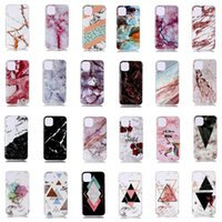 Wholesale rock phone case online – custom Marble IMD Soft TPU Case For Iphone New Samsung Note Pro Natural Granite Stone Rock Luxury Fashion Skin Phone Cover