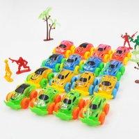 ingrosso passeggino per bambini giocattolo-Eiezione Tappet Scooter Passeggino Bambini Hot Giveaway Piccolo giocattolo Match Game Piccolo regalo Giocattoli per bambini Match Key Car Toys per Boy