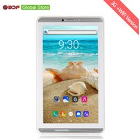 Wholesale metal shell tablet pc resale online - 2018 New Design Inch Screen Android Phone Call Sim Card Tablet Pc Quad Core GB GB Dual Sim Card Cheap Simpe Metal shell