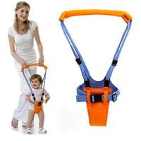bebek yürüme koşum takımı toptan satış-Çocuklar Bebek Bebek Yürüyor Yürüyüşü Öğrenme Yardımcısı Koşum Jumper Kayış Kemer