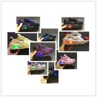 мигалки для кроссовки оптовых-NIKE AIR MAX shoes Вспышка Air Huarache Kids 2019 Новые кроссовки Infant Run Детская спортивная обувь на открытом воздухе Luxry Теннисные кроссовки Кроссовки Детские кроссовки