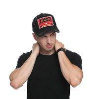 casquillo de moda para hombre al por mayor-Nueva gorra de béisbol ajustable de moda Gorra para exteriores Gorra para hombres y mujeres Gorra snapback de hip-hop Sombrero de verano de bordado de gama alta