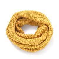 ingrosso anelli di sciarpa-Alta qualità Brand New Fashion Unisex Inverno Sciarpe calde Colletto Scaldacollo Scaldacollo Anello Loop Sciarpa Snood per le signore