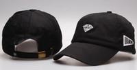 Wholesale army style caps for sale - Group buy Hot Style Classic Diamond unisex baseball Cap Hip hop Men Women Snapback Hats bone casquette summer Baseball Sports Caps