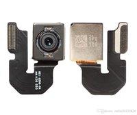 câble flexible à lentille achat en gros de-DHL 20pcs / lot Arrière Arrière Camescope Ruban Lentille Flex Câble Pièce de Rechange Remplacement Pour iPhone 6s plus Livraison Gratuite