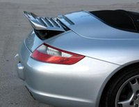 Wholesale FOR Rear Wing Trunk Spoiler Unpainted