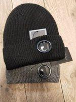 ingrosso cappelli di cappelli invernali degli uomini-CP COMPANY berretti da uomo cappelli sportivi invernali cappelli da donna cappelli sportivi invernali autunno inverno nero grigio