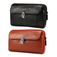 69dcf1ce Wholesale Leather Waist Bags For Men - Buy Cheap Leather Waist Bags ...