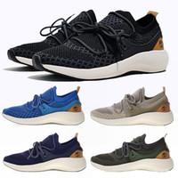 sapatos oxford para mulheres venda por atacado-Timberland FlyRoam Go Knit Oxford botas sapatos sapatos Aerocore cor da terra para homens mulheres caminhadas sapatos de deserto