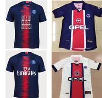 824dc0f588cc 1998 psg white RETRO Pullover da calcio Paris Notre Dame Jersey 2019 20 psg  Camicia da calcio Notre Dame per calcio in vendita
