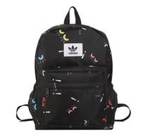 объявления для мальчиков оптовых-Детские рюкзаки Унисекс Повседневные дорожные решетки Рюкзак Спортивные сумки на открытом воздухе Студенческая школьная сумка Рюкзак для мальчиков сумки