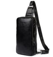 Wholesale waist bags colors for sale - Group buy High quality handmade fashion men sling bag cross body messenger bags colors outdoor women waist bag pack chest bag