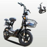 ingrosso scooter elettrici 48v-auto elettrica adulto motorino a due ruote 48v veicolo di ricreazione
