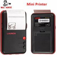 neue startdiagnose großhandel-Neue Ankunft Original X-431 V Mini Drucker Für Launch X431 V + Mini Drucker Box Rekordarbeit mit wifi Freies Verschiffen