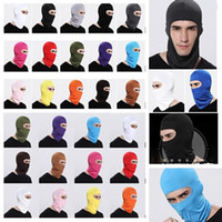 Wholesale winter full face cycling mask for sale - Group buy new Windproof Masks Cycling Full Face Hat Winter Warm Bike Sport Scarf Mask outdoor cs mask Camping Cap Party Bandana T2C5102