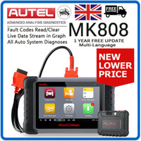 Wholesale ford scan cables resale online - ALL System Diagnostic Scanner ABS SRS Oil Service ESP OBD2 Code Reader Scan Tool