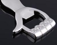 neuheit metall flaschenöffner großhandel-Hot Key Chain Opener Neuheit Hochzeit Gunsten Geschenk Hand Palms Metall Flaschenöffner mit Schlüsselbund Ring Baby Shower Supplies