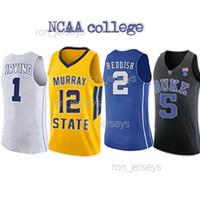Wholesale men s basketball 13 online - TOP NCAA Duke Blue Devils Zion Williamson LeBron James jersey Kobe Bryant Basketball Wears
