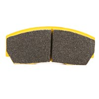 Wholesale race cars sales resale online - KOKO RACING WT9440 modified car brake pads fit with pot yellow color brake caliper for sale
