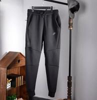 nouveau pantalon de sport achat en gros de-Windrunner New Mens Pants Designer Jogger Track Pants Marque de Mode Jogger Vêtements Side Stripe Cordon Pantalon Hommes Marque Sport Pantalon