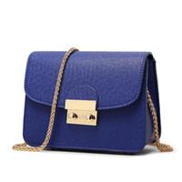 neue damen schwarze handtaschen großhandel-Modedesigner Handtaschen Frauen Neue Marke Hand Körnung Taschen Leder Damen Retro Kleine Umhängetasche Handtasche Weiblichen Beutel Rot Schwarz