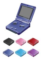 Wholesale gb station games resale online - Flip Retro Handheld Game Console Can store Games GB Station Classic Video Game Consoles Gaming Player Gift for Kids PK SUP PXP3 PVP