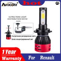 Wholesale h11 bulb bright for sale - Group buy 2Pcs Car Headlight H7 H4 LED H1 H11 HB3 HB4 LM W Super Bright Auto Bulb V V K Automobile Headlamp Lamps