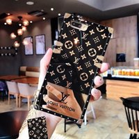 Wholesale Premium Luxury Phone Case for iphone X XS XR XS MAX S Plus Fashion Design Phone Case with Keychain