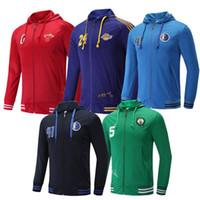 Wholesale l lakers for sale - KOBE James Hooded basketball Zipper training jacket  Lakers letter Sweatshirt 9b6db0470