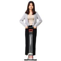 équipement d'exercice de poignée achat en gros de-Développeur de poitrine 3 en 1 Expanseur à ressort + Poignée + Pédale 5 Ressort Multi-fonctionnel Détachable Muscle Exercise Equipment ZJ55