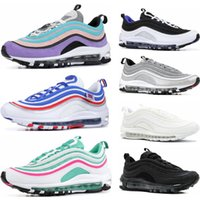 Wholesale d size shoes online - Luxury Shoes Designer South Beach Gold Silver Bullet White Black Have a day Mens womens Trainer Sports Sneaker Size eur