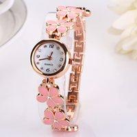 hermosas mujeres reloj al por mayor-Hermosa moda de alta calidad para mujer Jelly Gel transparente para mujer reloj casual redondo reloj de pulsera de cuarzo analógico reloj