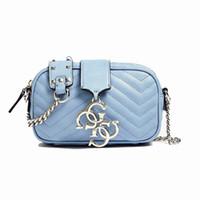 новые мини-сумки оптовых-Новые модные женские сумки на ремне из искусственной кожи марки Сумки женские Мини-кроссбоди сумки BAG51