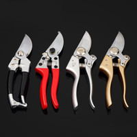 Wholesale universal tool cutter resale online - Strength Branch Scissors Zinc Alloy Handle Styles Garden Pruners Flower Trimming Pruning Tools New Arrival jd E1