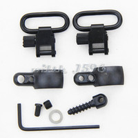 Wholesale accessories for rifles for sale - Group buy Rifle Gun Accessories Quick Detachable Magnum Band quot Sling Swivels for Shotgun