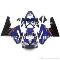 12 carenados morados al por mayor-Kit de carenado del molde de inyección para Triumph DAYTONA675 09 12 Daytona 675 2009 2010 2012 ABS Purple Black Fairings set + 3gifts T3