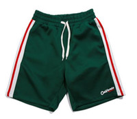 Wholesale green baggy pants for sale - Summer Japanese Popular Mens Pent up Pants Beach Sweats Baggy Shorts Mens Casual Style Sports Trend Pants