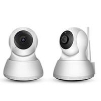 câmeras sem fio venda por atacado-Home Security Sem Fio Mini Câmera IP Câmera De Vigilância Wi-fi 720 P Night Vision CCTV Camera Baby Monitor icsee